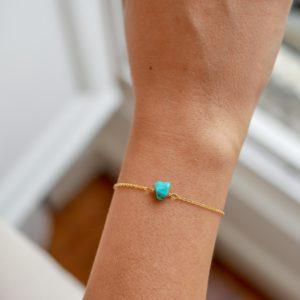 bracelet, plaqué or, bijou